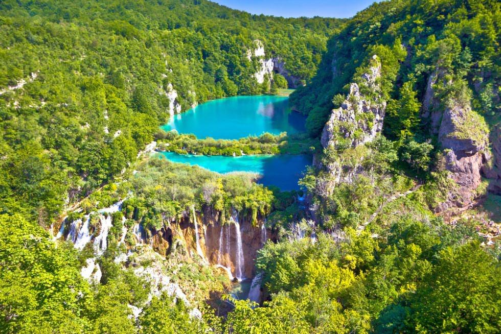 Kroatija iš paukščio skrydžio - nepakartojami vaizdai