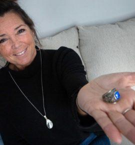Meino valstijoje seniai pamestas klasės žiedas surastas Suomijoje