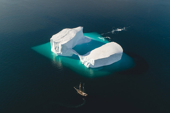 Joe Shutter Grenlandijos nuotrauka