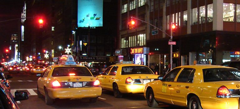 Roseville Cab taksi